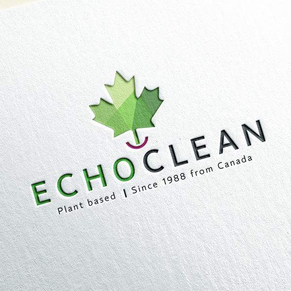 로고 디자인 | 에코크린 로고 디자인 | 라우드소싱 포트폴리오