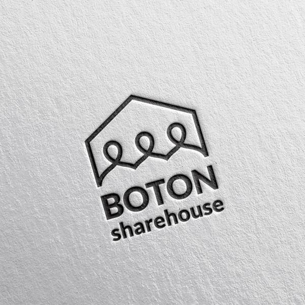 로고 + 간판   BOTON HOUSE   라우드소싱 포트폴리오