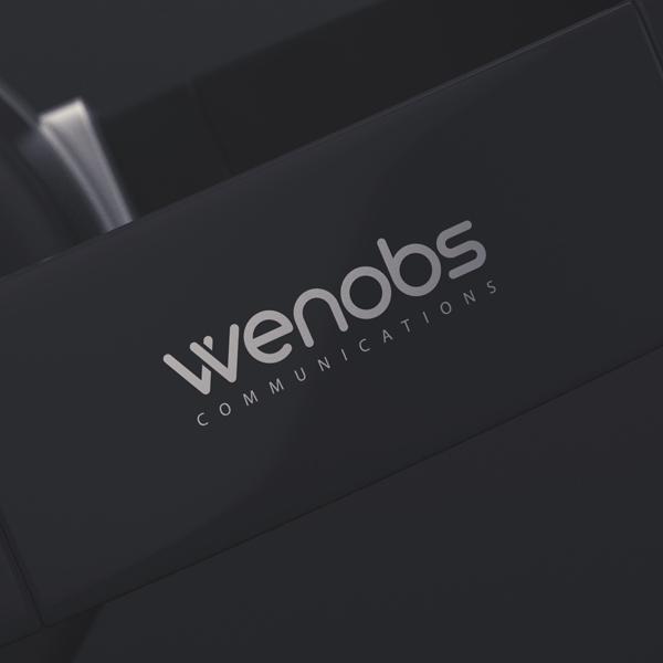 로고 + 명함   위놉스   라우드소싱 포트폴리오
