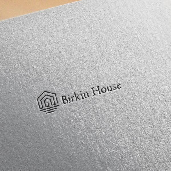 로고 디자인 | 버킨하우스 | 라우드소싱 포트폴리오