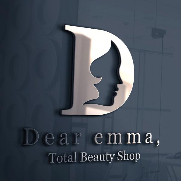 로고 + 명함 | dear emma | 라우드소싱 포트폴리오