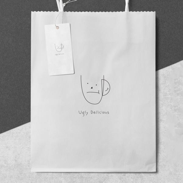 로고 디자인 | <어글리딜리셔스&g... | 라우드소싱 포트폴리오