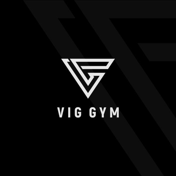 로고 디자인 | VIG GYM | 라우드소싱 포트폴리오