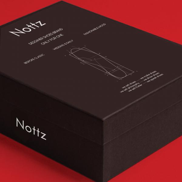브랜딩 SET | NOTTZ 슈즈 브랜드 ... | 라우드소싱 포트폴리오