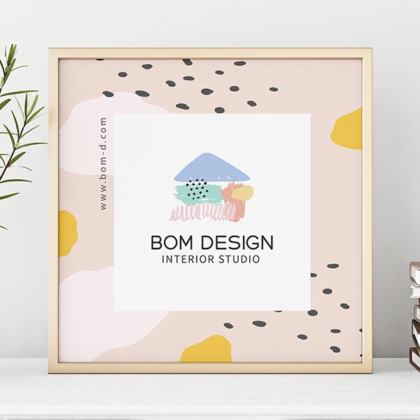 로고 디자인 | 봄디자인 | 라우드소싱 포트폴리오