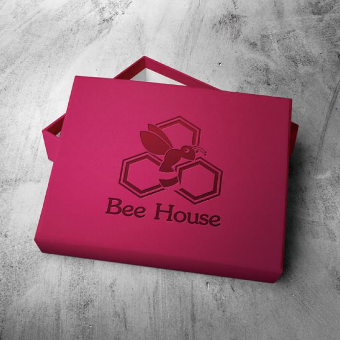로고 디자인 | 비하우스(Bee hous... | 라우드소싱 포트폴리오