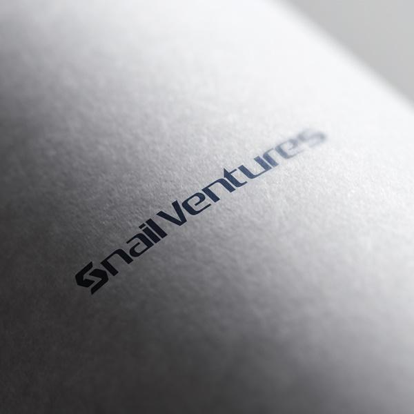 로고 + 명함 | 스네일 벤처스 로고 및 ... | 라우드소싱 포트폴리오