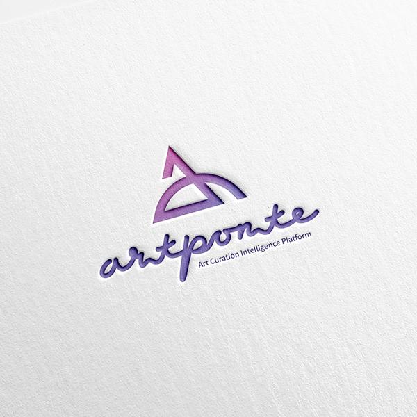 로고 디자인 | artponte 로고디자... | 라우드소싱 포트폴리오