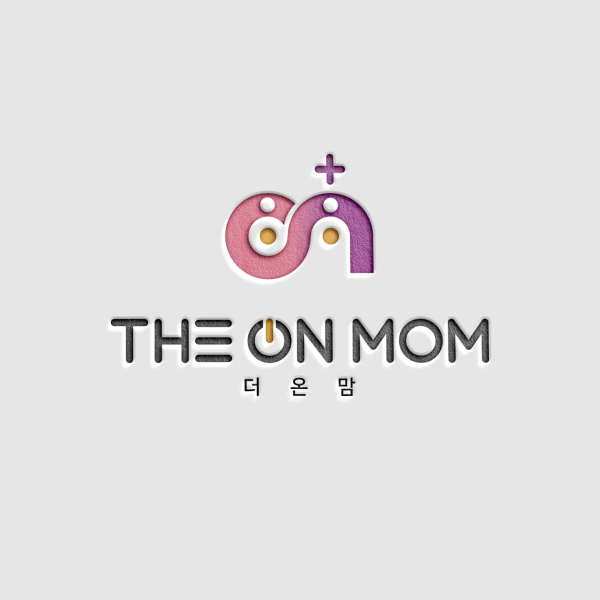 로고 디자인   더-온맘 (THE ON-MOM)   라우드소싱 포트폴리오