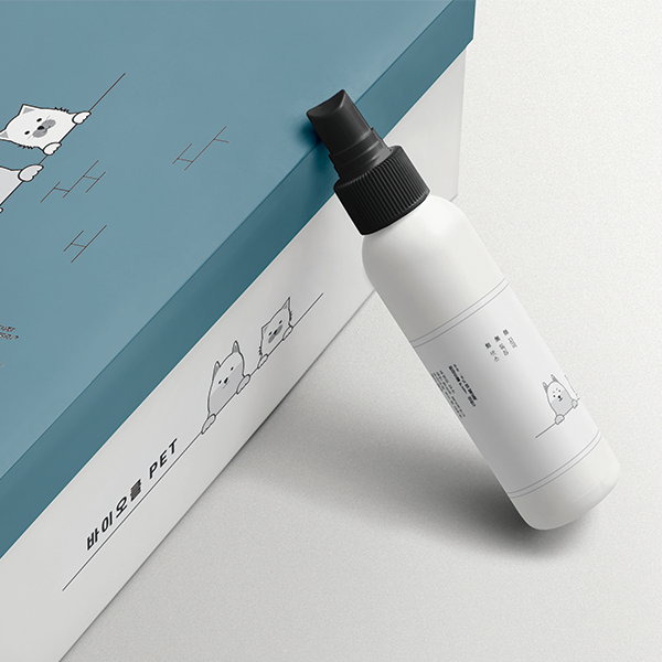 패키지 디자인 | 스프레이 박스 및 리필용... | 라우드소싱 포트폴리오