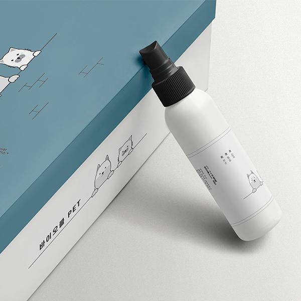 패키지 디자인 | (주)바이오클 | 라우드소싱 포트폴리오