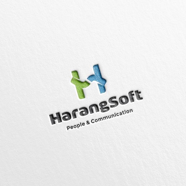 로고 디자인   하랑소프트   라우드소싱 포트폴리오