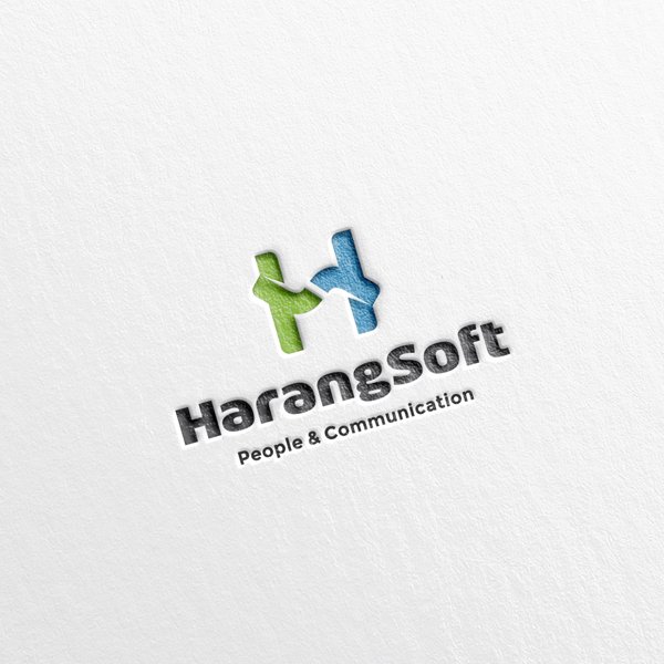 로고 디자인 | 하랑소프트 | 라우드소싱 포트폴리오