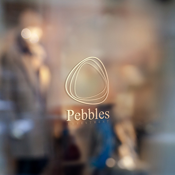 로고 + 명함 | Pebbles Investment | 라우드소싱 포트폴리오