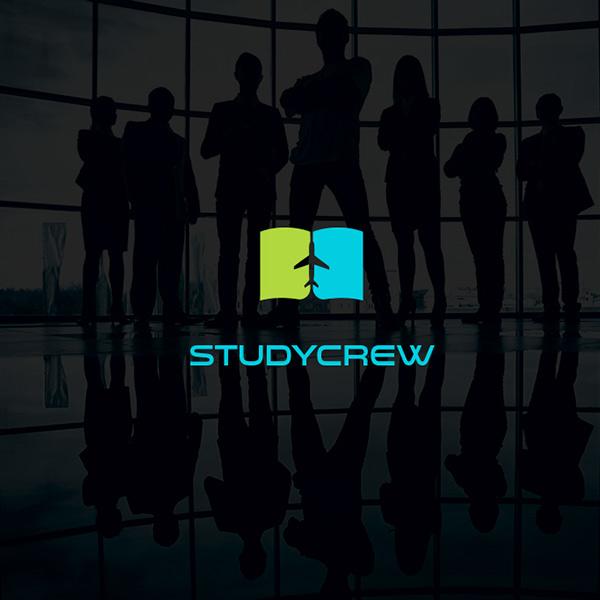 로고 + 명함   스터디크루 / STUDYCREW   라우드소싱 포트폴리오