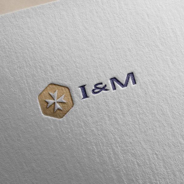 로고 + 명함 | 주식회사 아이앤엠 | 라우드소싱 포트폴리오