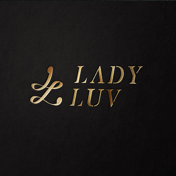 로고 디자인 | Lady Luv | 라우드소싱 포트폴리오