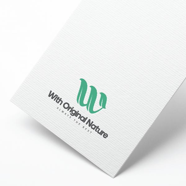 로고 + 명함   원마루   라우드소싱 포트폴리오