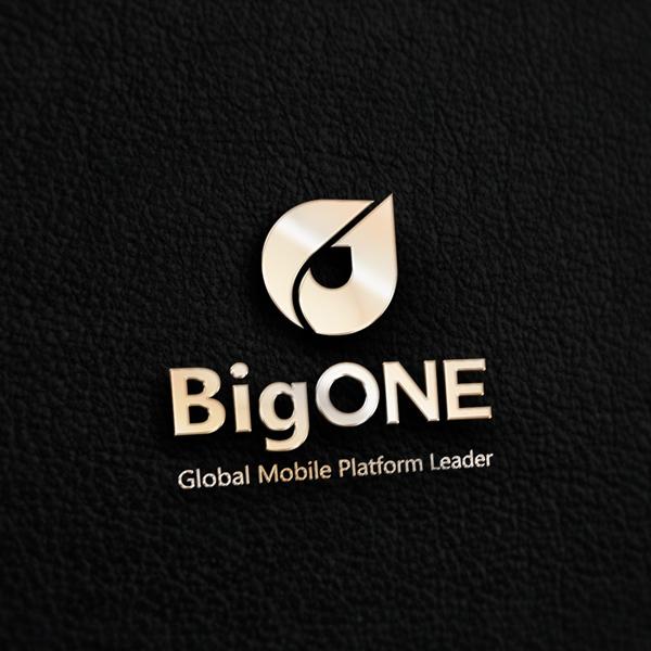 로고 + 명함 | BigONE   (빅원) | 라우드소싱 포트폴리오