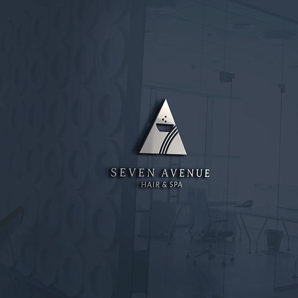 로고 디자인 | 세븐에비뉴 | 라우드소싱 포트폴리오