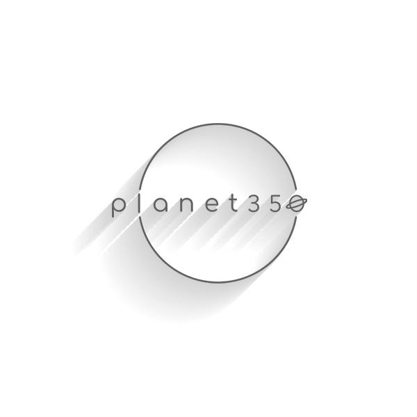 로고 + 명함 | 주식회사 플래닛350 / PL... | 라우드소싱 포트폴리오