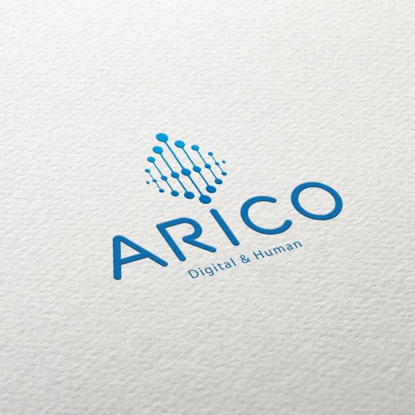 로고 + 명함 | ARICO 로고 및 명함... | 라우드소싱 포트폴리오
