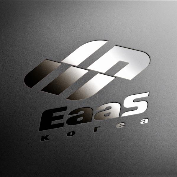 로고 + 명함 | (주)EaaS Korea (한... | 라우드소싱 포트폴리오