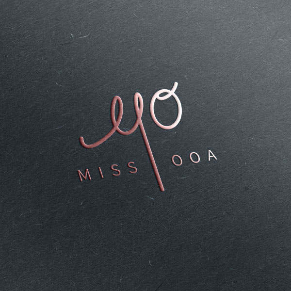 로고 디자인 | miss ooa ( Mi... | 라우드소싱 포트폴리오