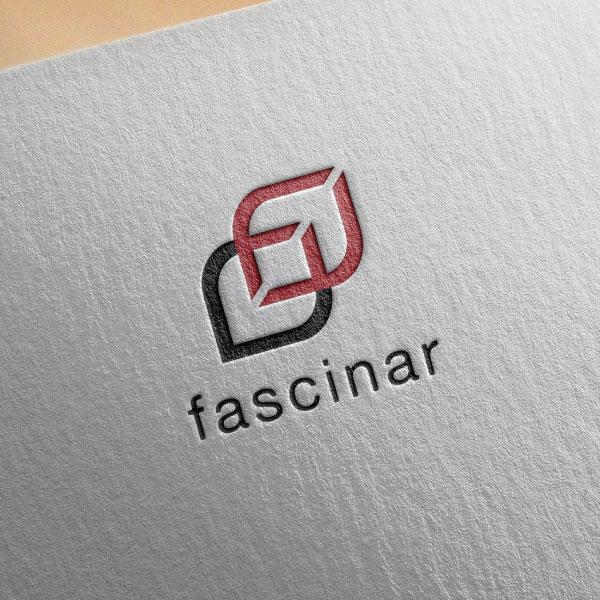 로고 디자인 | fascinar | 라우드소싱 포트폴리오