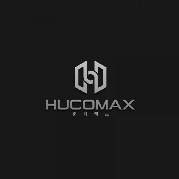 로고 디자인    Hucomax 휴커맥스   라우드소싱 포트폴리오