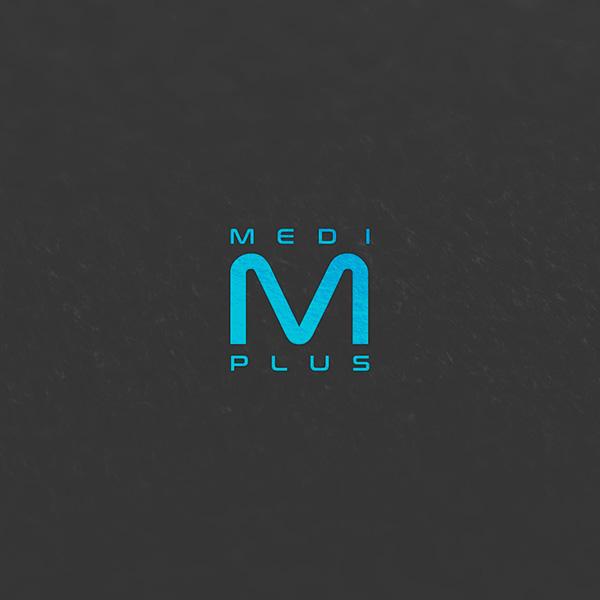 로고 + 명함 | (주)메디엠플러스 | 라우드소싱 포트폴리오