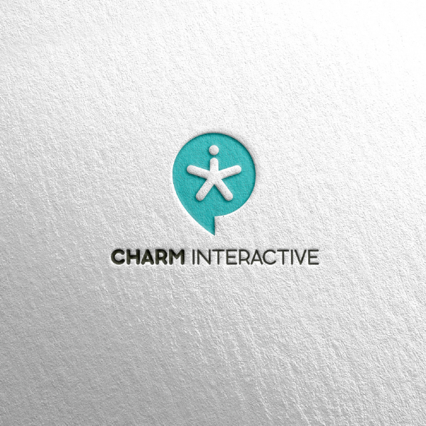 로고 + 명함   (주)참인터랙티브   라우드소싱 포트폴리오