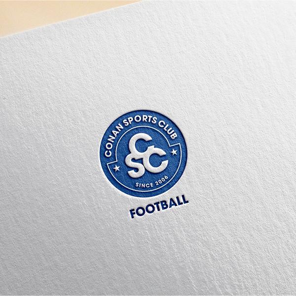 로고 디자인 | 코난 스포츠 클럽 로고 ... | 라우드소싱 포트폴리오