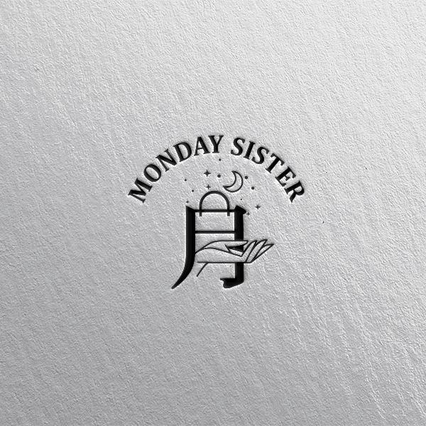 로고 디자인 | MONDAY SISTER | 라우드소싱 포트폴리오