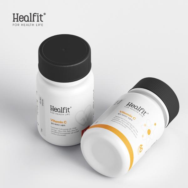 라벨 디자인 | HEALFIT(힐핏) | 라우드소싱 포트폴리오