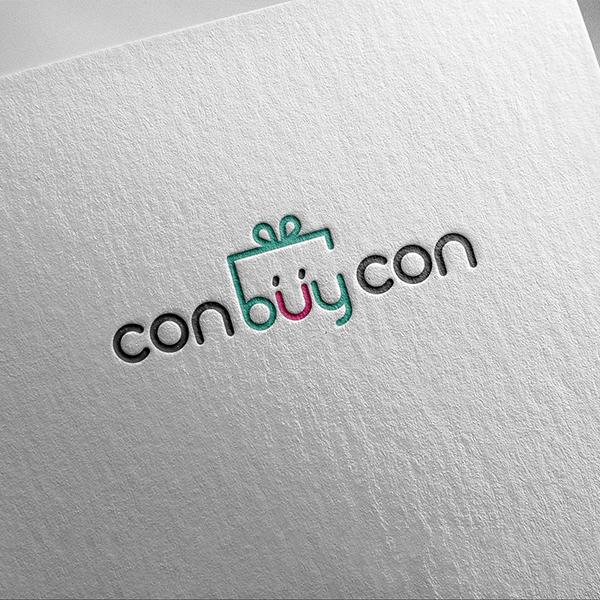 로고 + 명함 | 콘바이콘 로고,명함 디자... | 라우드소싱 포트폴리오