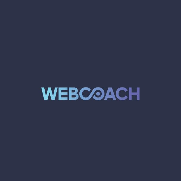 로고 디자인 | 웹코치 | 라우드소싱 포트폴리오