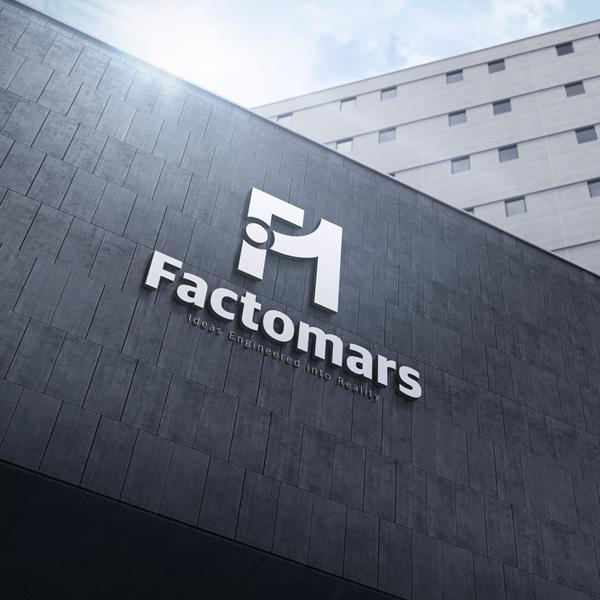 로고 디자인 | 팩토마스 (factoma... | 라우드소싱 포트폴리오