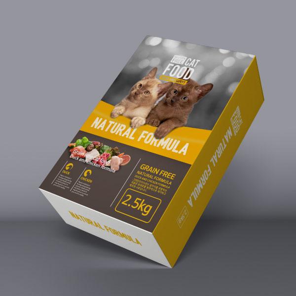 패키지 디자인 | 사료 포장지 디자인 | 라우드소싱 포트폴리오