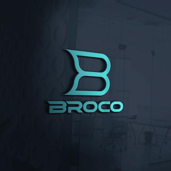 로고 디자인 | BROCO (브로코) | 라우드소싱 포트폴리오