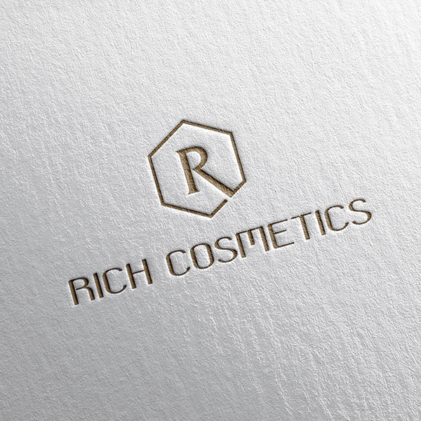 로고 + 명함 | (주)리치코 로고+명함 의뢰 | 라우드소싱 포트폴리오