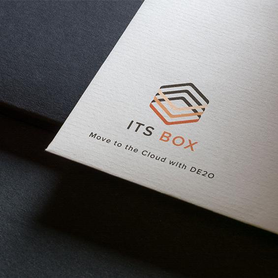 로고 디자인 | 디투오 ItsBox 제품... | 라우드소싱 포트폴리오