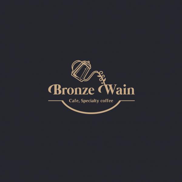 로고 디자인   Bronze Wain (브론즈웨인)   라우드소싱 포트폴리오