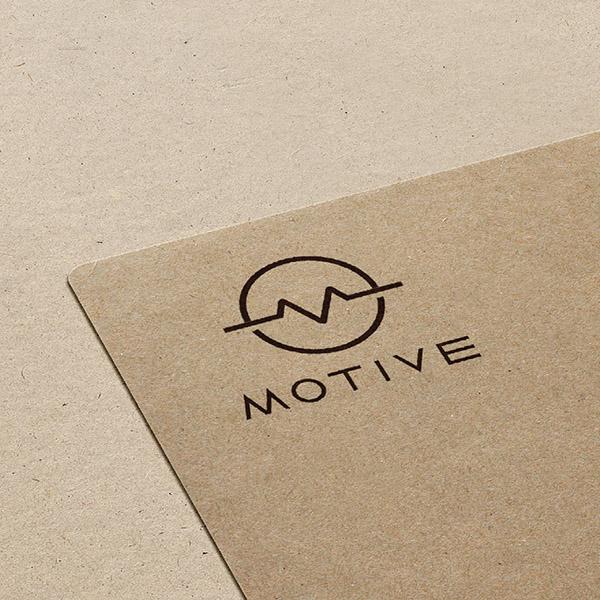 로고 디자인 | motive | 라우드소싱 포트폴리오