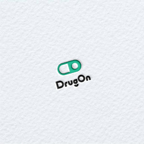 브랜딩 SET | DrugOn 로고 디자인 | 라우드소싱 포트폴리오