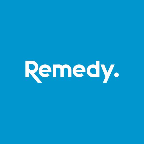 로고 + 명함   Remedy   라우드소싱 포트폴리오