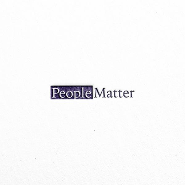 로고 + 명함 | People Matter (피... | 라우드소싱 포트폴리오