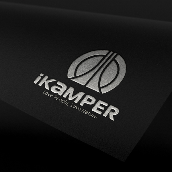 로고 디자인 | (주)아이캠퍼 | 라우드소싱 포트폴리오