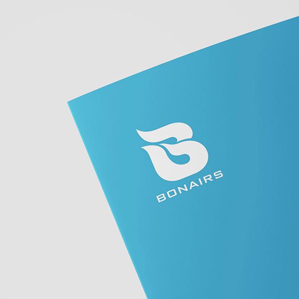 로고 + 명함 | 본에어스 | 라우드소싱 포트폴리오