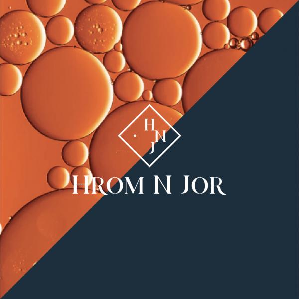 로고 디자인 | HROM N JOR (흐롬앤조르) | 라우드소싱 포트폴리오